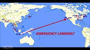 Flat Earth Flight Patterns Custom Emergency Air Plane Stop Proves Flat Earth YouTube