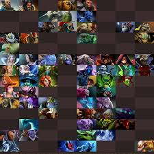 16 new dota 2 heroes icon leaked dota 2 blog