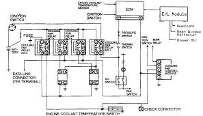 coolant recall fan controller schematic location rx7club com coolant recall fan controller schematic location cooling fan relay schematic