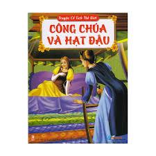 Truyện Cổ Tích Thế Giới - Công Chúa Và Hạt Đậu   nhanvan.vn – Siêu Thị Sách  Nhân Văn