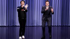 Lin-Manuel Miranda, Jimmy Fallon Sing Christmas Parodies of 2018 ...