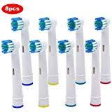 Precision <b>4 Pcs</b>/Set <b>Replacement</b> Electric Toothbrush Heads SB ...