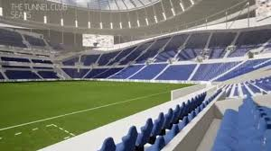 Tottenham Fans Can Splash Out On Tunnel View Seats In New