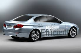 BMW Concept 5 Series ActiveHybrid Officially Unveiled | The Torque ...