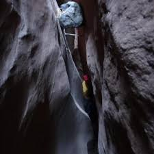 Canyoneering Gruver Slot - San Rafael Desert - Road Trip Ryan