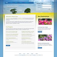 Free Css Website Templates Travel And Tour Is A Free Website Template That Is Simply Attractive 17