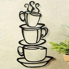 big total 10 pcs removable diy hotel decor coffee cup