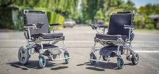 Electric Power Wheelchair Lightweight Folding EZ Lite Cruiser ®