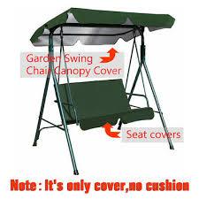 garden swing hammock chair canopy
