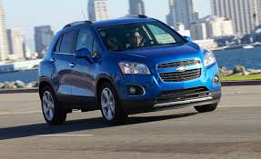All Chevy chevy 2015 suv : Chevrolet Trax Reviews | Chevrolet Trax Price, Photos, and Specs ...