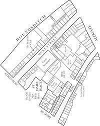 catherine eddowes jack the ripper map Catherine House Model Floor Plan catherine eddowes mitre square 3 Bedroom House Floor Plans