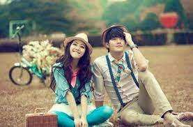 Cute Korean Couples Wallpapers
