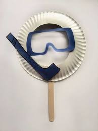 Image result for diy paper plate mask