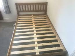 small double bed frame wayfair