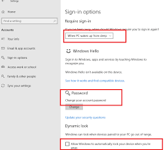 configuring windows 10 lock screen