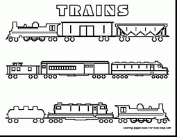 Awesome Freight Train Coloring Pages Pictures Coloring 2018