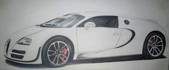 The cars were known for their design beauty and for their many race victories. Dibujo De Bugatti Veyron Por Artistalfred Steemit