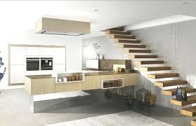 Attractive Plan De Cuisine Moderne 3 Cuisine En Bois Bois Clair