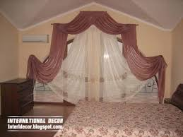 Small Picture Home Decor Ideas Luxury curtains for bedroom Latest curtain