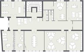 office designer online. office design floor plan made online with roomsketcher home designer e