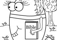 Childrens Ministry Easter Coloring Pages Printable Educations For Kids