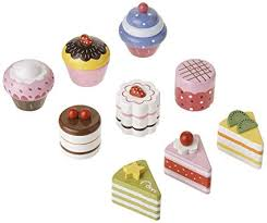 Amazoncom Imagination Generation Cupcake And Mini Cake Petit Four