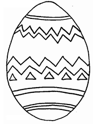 Large Easter Eggs Coloring Pages Printable Coloring Page For Kids