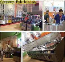 with the support from various customers we are developing rapidly and enjoying a good retion in the west kitchen equipment industry