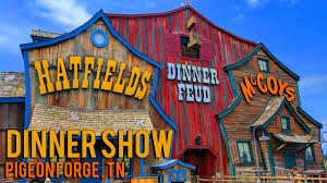 hatfield and mccoy dinner show in pigeon forge tn