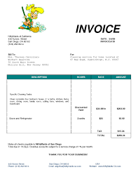 cleaning services invoice invoice template ideas house cleaning invoice template house cleaning service cleaning services invoice