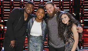 The Voice 2018 Season 15 Itunes Charts Rankings Top 4