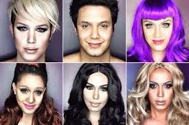 meet the man who can transform himself into any celebrity would you be fooled