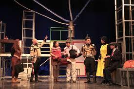 Nhà hát Tuổi trẻ lưu diễn tại khu vực phía Nam -Nhà há