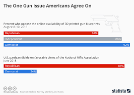 Chart The One Gun Issue Americans Agree On Statista