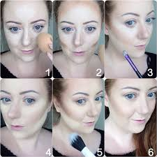 contouring and highlighting contour makeup tutorial at lulus elizabeth griffin makeup mistakes we ve take your loose powder and