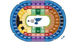 St Louis Blues Seating Chart Scottrade Seating Chart Concert Rent A Car Phoenix Az Cheap