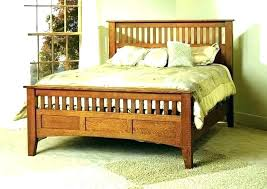 mission style queen bed – cntme.co
