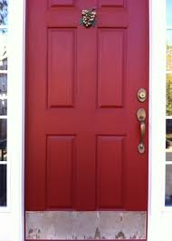 front door kick plateHow to restore a brass kickplate  The Washington Post