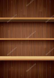 brown wood wall background flat design