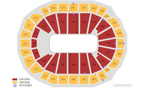Seating Chart Fiserv Forum Fiserv Forum Seating Chart Concert Best Picture Of Chart