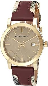ORIGINAL BURBERRY UNISEX WATCH BU9017 ...