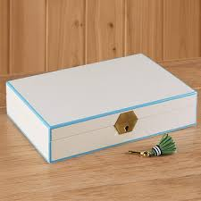 jonathan adler jewelry box. Lacquer Jewelry Box By Jonathan Adler With
