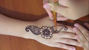 татуировки хной на руках и теле как сделать в домашних условиях