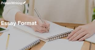 everything you need to know about essay formatting