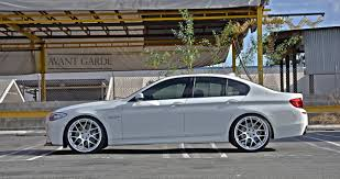BMW Convertible bmw f10 535i specs : Avant Garde M310 22″ Staggered on 2011 BMW 550i w/ Specs | Element ...