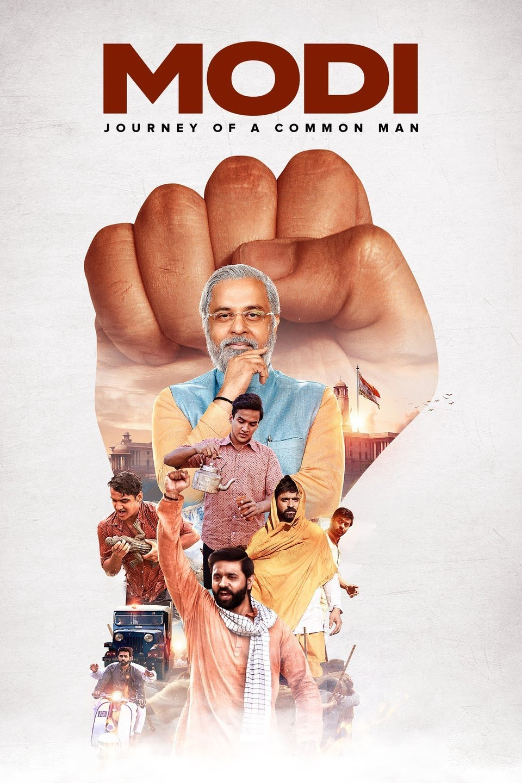 Modi: Journey of a Common Man S01 2019 Web Series Hindi WebRip All Episodes  480p