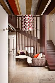 Interiors  Ruben Dishdishyan House Interior Decor As Hallway Area - Contemporary house interiors