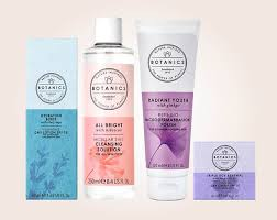 Boots Botanics Hair Colour Chart Which Skincare Range Is Right For My Skin Type Botanics