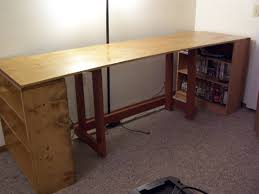 huge desk. Huge Desk Ana White