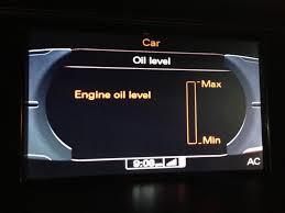 Audi Q5 Oil Light Oil Level Not Reading Or No Oil Audi A5 Forum Audi S5 Forum